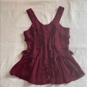 Romeo Juliet Couture blouse Size M